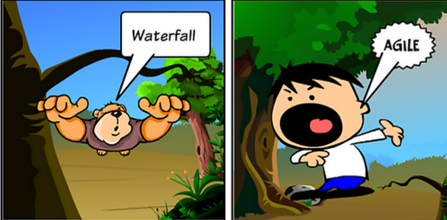 Agile or waterfall 8 tips to help you decide susanne for Agile vs traditional methodologies